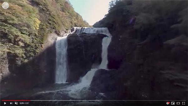 VR体験にも使える360°パノラマ写真、動画
